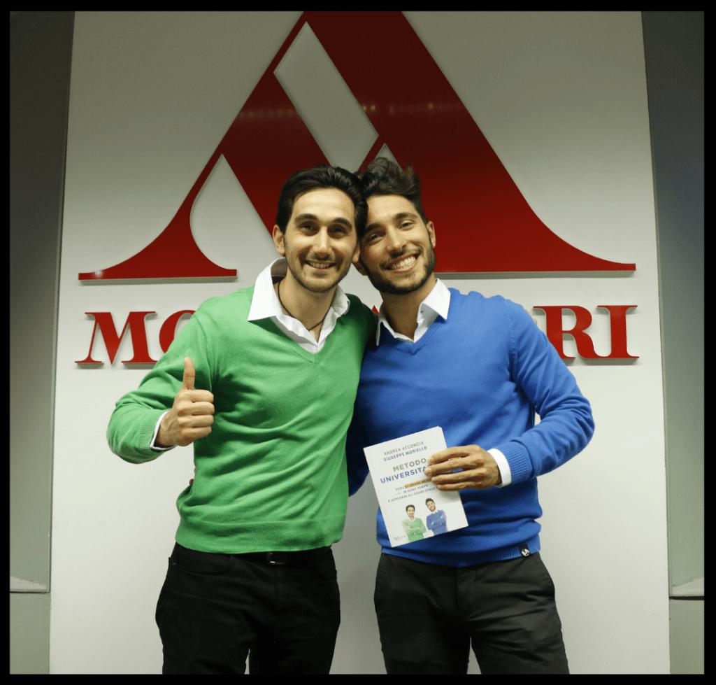 Andrea Acconcia Giuseppe Moriello Mondadori